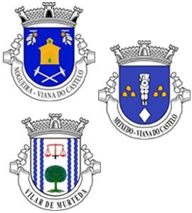 União das Freguesias de Nogueira, Meixedo e Vilar de Murteda